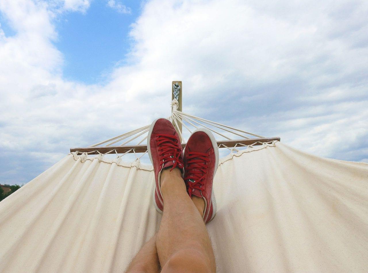 Hangmat Ophangen Balkon.Onbezorgd Genieten In Je Hangmat Woontuin Magazine